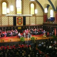 2011, Kingston, Canada, Queen´s University,  Honorary Doctorate