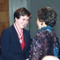 2002, Order of Canada (Officer of the Order of Canada), Governor General Adrienne Clarkson