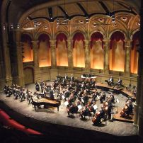 2010, Vancouver, Orpheum, Chopin concertos, Live recording with the Vancouver Symphony under Bramwell Tovey